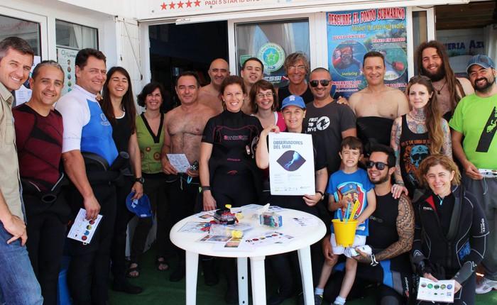 Aquatours Almería es el único  Observatorio Centinela de Almería